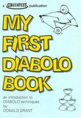 My first diabolo book by Donald Grant