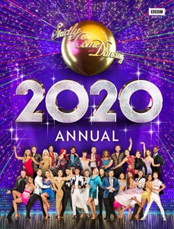 Official Strictly Come Dancing annual 2020 by Alison Maloney