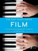 EASY PIANO SERIES FILM EASY PF BK