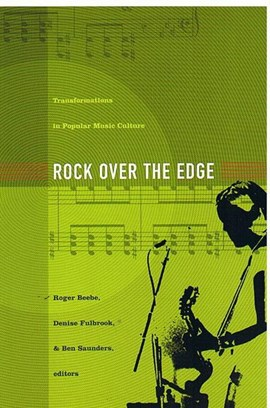 Rock over the edge by Roger Beebe