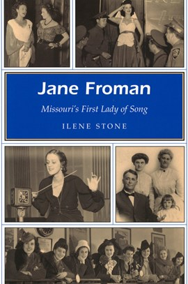 Jane Froman by Ilene Stone