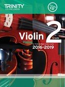 Violin Exam Pieces Grade 2 2016-2019