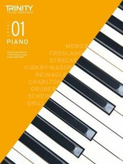 Trinity College London Piano Exam Pieces & Exercises 2018-2020. Grade 1 by