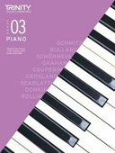 Trinity College London Piano Exam Pieces & Exercises 2018-2020. Grade 3