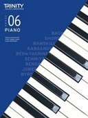 Trinity College London Piano Exam Pieces & Exercises 2018-2020. Grade 6