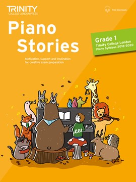 Piano Stories Grade 1 by