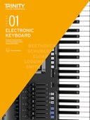 Trinity College London Electronic Keyboard Exam Pieces & Technical Work 2019-2022: Grade 1