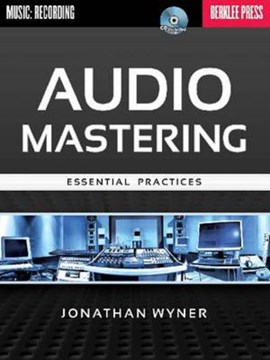 Audio mastering by Jonathan Wyner