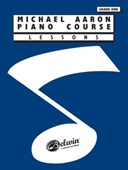 Aaron Piano Course: Lessons Grade 1