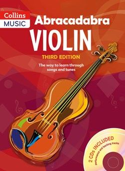 Abracadabra violin Book 1 by Peter Davey
