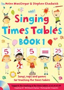 Singing times tables. Book 1