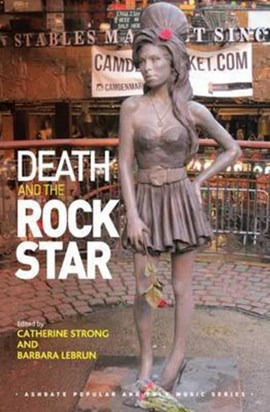 Death and the rock star by Catherine Strong
