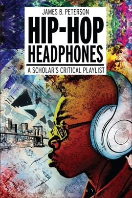 Hip hop headphones by James Braxton Peterson