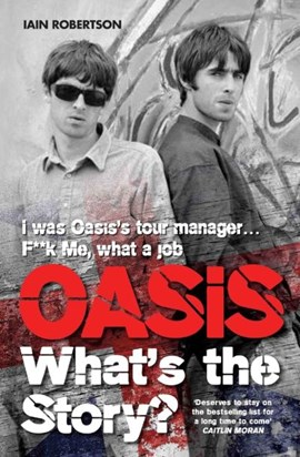 Oasis by Iain Robertson