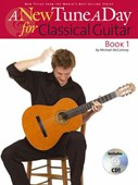 A new tune a day for classical guitar. [Book 1]