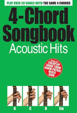 4-Chord Songbook by