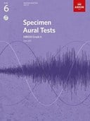 Specimen aural tests Grade 6