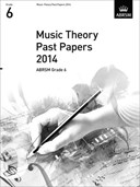 Music Theory Past Papers 2014, ABRSM Grade 6