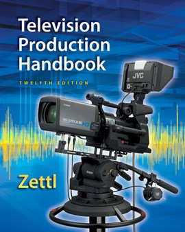 Television production handbook by Herbert Zettl