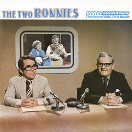 The Two Ronnies by Ronne Barker