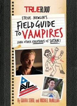 Steve Newlin's field guide to vampires by Steve Newlin