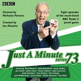 Just a minute. Series 73 by BBC Radio Comedy