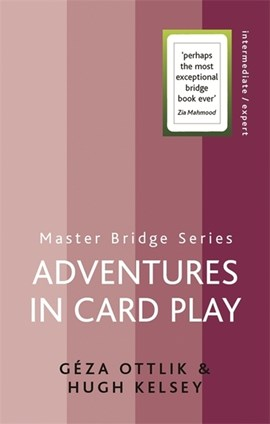 Adventures in card play by Géza Ottlik