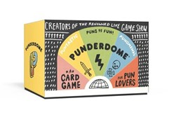Punderdome by Jo Firestone