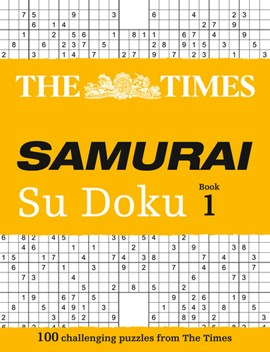 The Times Samurai Su Doku by The Times Mind Games