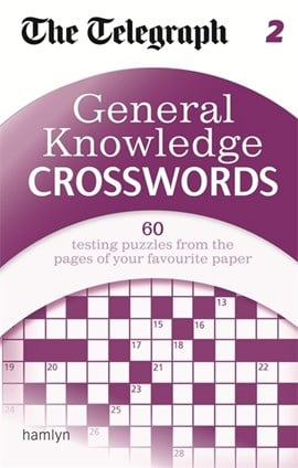 The Telegraph: General Knowledge Crosswords 2 by THE TELEGRAPH