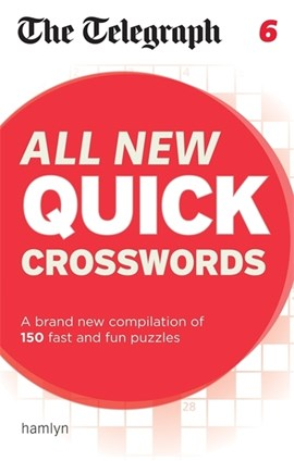 The Telegraph All New Quick Crosswords 6 by THE TELEGRAPH