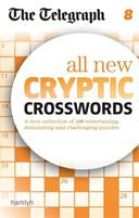 The Telegraph: All New Cryptic Crosswords 8