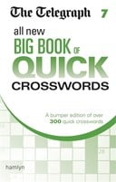 The Telegraph All New Big Book of Quick Crosswords 7
