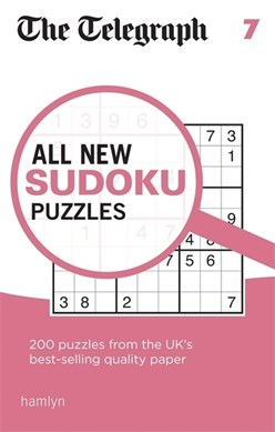 The Telegraph All New Sudoku Puzzles 7 by Telegraph Media Group Ltd