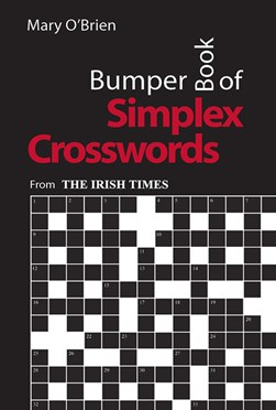 Bumper book of simplex crosswords by Mary O'Brien