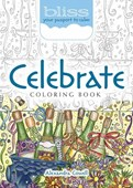 BLISS Celebrate! Coloring Book