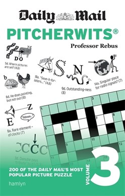 Daily Mail Pitcherwits - Volume 3 by Professor Rebus