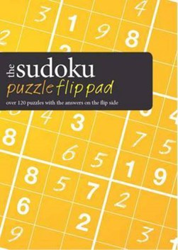 Sudoku Puzzle Flip Pad by