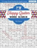 Happy Quilter Word Search