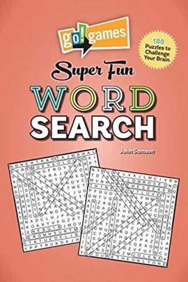 Go!Games Super Fun Word Search by John Samson