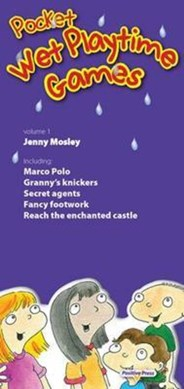 Pocket wet playtime games. Volume 1 by Jenny Mosley