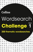 Collins wordsearch challenge. Book 1