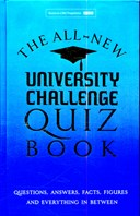 The all-new University challenge quiz book