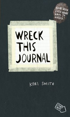 Wreck This Journal  P/B N/E by Keri Smith