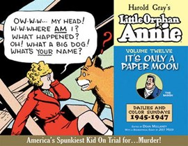 Complete little orphan Annie. Volume 12 by Harold Gray