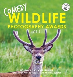 Comedy Wildlife Photography Awards 2018 by Paul Joynson-Hicks