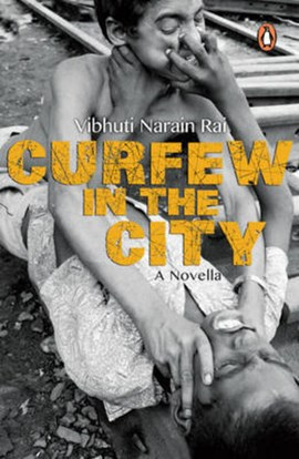 Curfew in the city by Vibhutinarayana Raya