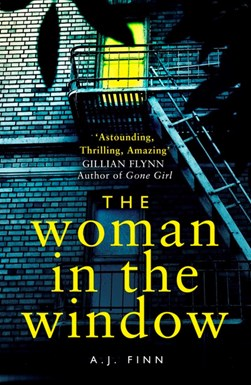 Woman In The Window P/B by A. J Finn