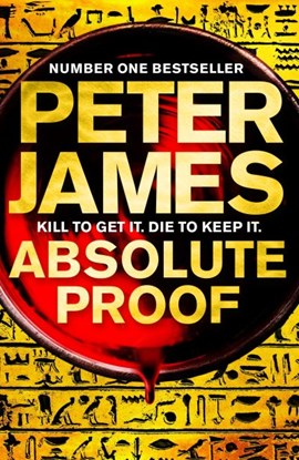 Absolute Proof TPB by Peter James