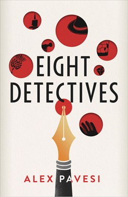 Eight Detectives TPB by Alex Pavesi